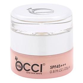 Kem Dưỡng Trắng Da Tái Tạo, Chống Dị Ứng Whitening Cream - Recovery Help Bio-Occi KD025 25g