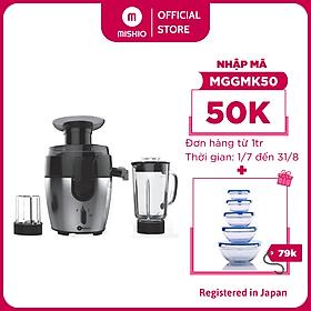 Bộ máy ép trái cây cao cấp Mishio MK197 - Hàng chính hãng