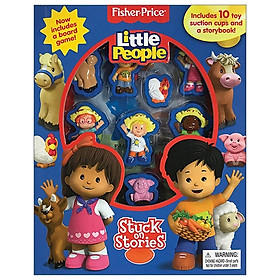Fisher Price Little People Stuck On Stories