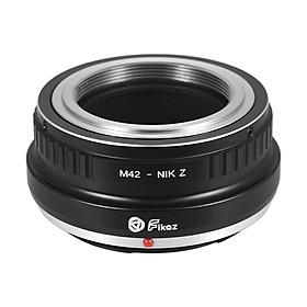 Bộ Chuyển Đổi Ống Kính Tích Hợp Dành Cho Pentax Mount Sang Nikon Z6 Z7 Z-Mount Fikaz