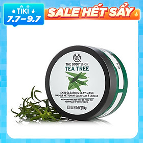 Mặt Nạ Cho Mặt The Body Shop Tea Tree (100ml)