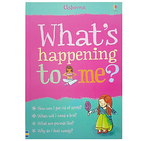 Usborne What's happening to me? (girls) (Paperback)
