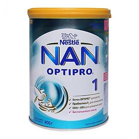 Sữa Bột Nestlé NAN Nga Optipro 1 (400g) 0-6 tháng