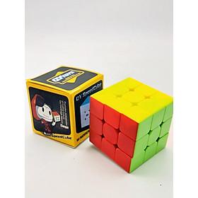 Đồ chơi RUBIK dạng 3x3 không viền EQY655 - Đồ chơi giáo dục