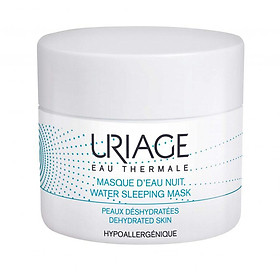 Mặt nạ dưỡng ẩm ban đêm Uriage 50ml (Uriage-water-sleeping-mask-50ml)