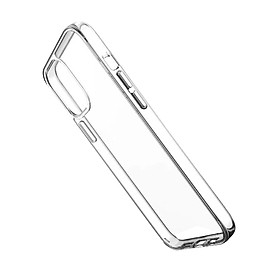 IPhone 12 /Pro / Pro Max TPU Silicon Clear Fitted Bumper Soft Case For IPhone 12 Pro Max Transparent Back Cover