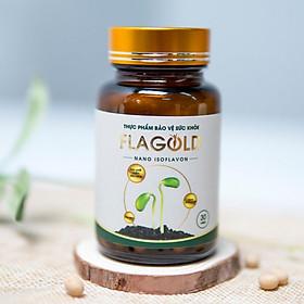 Nano mầm đậu nành Flagold Jido Pharma