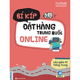Bí Kíp Đặt Hàng Trung Quốc Online - Tặng Kèm Bookmark