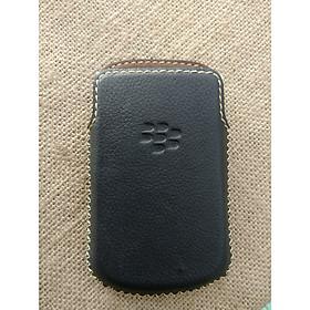 Bao Da Rút Blackberry Torch 9800/9810 Màu Đen - Hàng nhập khẩu