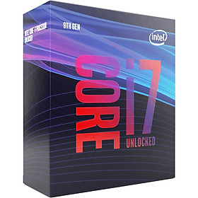CPU Intel Core i7-9700K (3.6GHz - 4.9GHz) - Hàng chính hãng