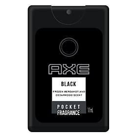 Nước Hoa Bỏ Túi Axe Black (17ml)