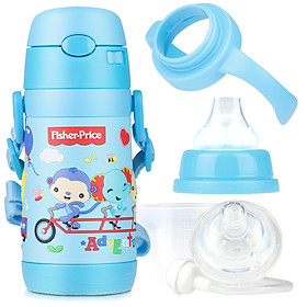 The United States Fisher-Price  baby sucker cup baby learn to drink cups backpack kettle training cup milk bottle