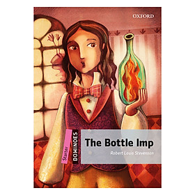 Oxford Dominoes Starter: The Bottle Imp