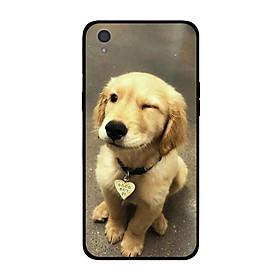 Ốp lưng dành cho điện thoại Oppo A37 Neo9 in họa tiết Chú chó đáng yêu
