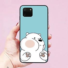 Ốp lưng dành cho điện thoại Realme C11 hình Chú Gấu Cute