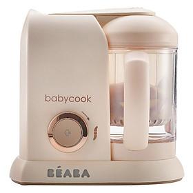 Máy Hấp Xay Đa Năng 4in1 BéaBa Babycook - Hồng Gold
