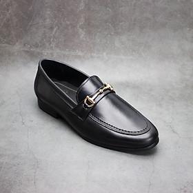Giày lười nam cao cấp horsebit loafer Btahome LX 219-5