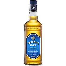 Rượu Whisky Imperial Blue 700ml 29,5% - Kèm Hộp