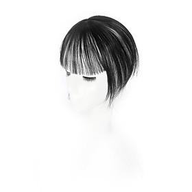 Tóc giả mái thưa 3D, tóc mái 3D