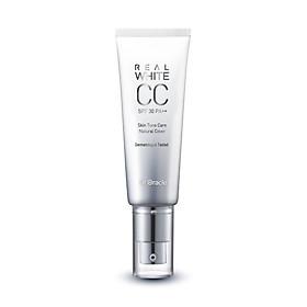 Kem Nền Che Khuyết Điểm Hàn Quốc Real White CC Cream SPF30 PA++ 40ml