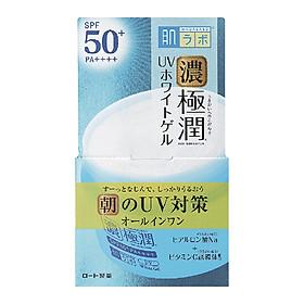Kem dưỡng ẩm chống nắng ban ngày Hada Labo Koi-Gokujyun UV White Gel SPF50+ PA++++ RMV-RJ-HDLB-UWG (90g)
