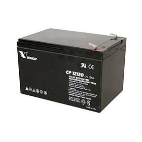 Acquy Vision CP12120 12V 12Ah