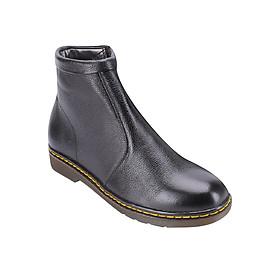 Giày Boot Nam Huy Hoàng HT7720 - Đen