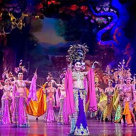 Vé Xem Alcazar Cabaret Show Ở Pattaya, Thái Lan - Ghế VIP