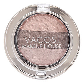Phấn Mắt Phối 3 Màu Vacosi Eyeshadow (5g)