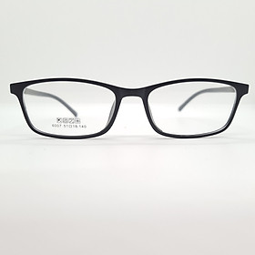 Gọng kính nam nữ nhựa dẻo Tr90 kiểu dáng đơn giản, hiện đại-6007