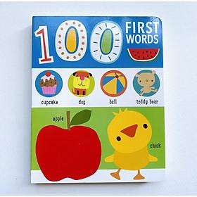 100 First Words - 100 từ vựng đầu tiên