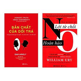 Combo Sách Kỹ Năng Sống: Bản Chất Của Dối Trá + Lời Từ Chối Hoàn Hảo