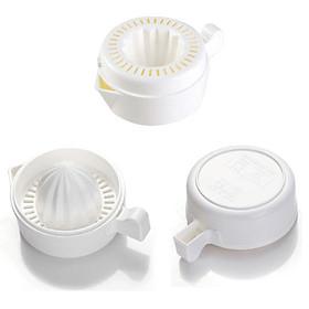 3 bộ dụng cụ ép nước cam chanh cao cấp an toàn - Hàng Nội địa Nhật