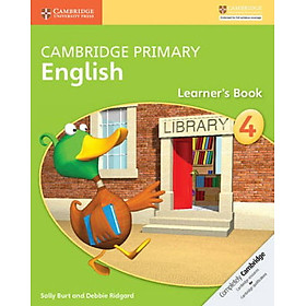 Cambridge Primary English Stage 4 Learner's Book (Cambridge International Examinations)