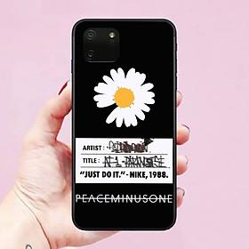 Ốp lưng dành cho điện thoại Realme C11 Hình Cúc Trắng