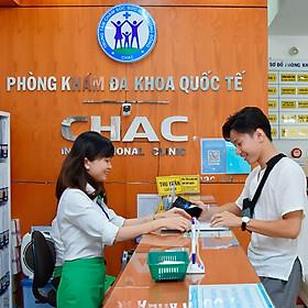Trọn gói khám sức khỏe tổng quát dành cho người lớn tại Phòng Khám Đa Khoa CHAC