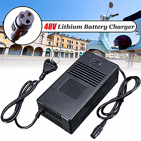 48V Output Lithium Charger 54.6V 4A For Elctric Scooter Bicycle E-bike
