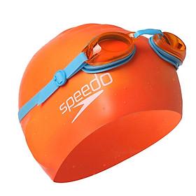 Bộ Kính + Nón Bơi Trẻ Em Speedo