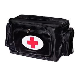 Túi y tế đen size L