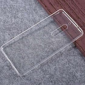 Ốp Lưng Silicon Dẻo Trong Cho Nokia 5