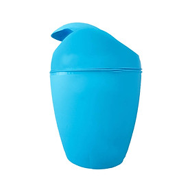 Hình ảnh Thùng Rác Nhựa Nắp Lật