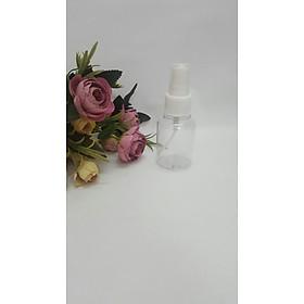 Chai chiết mỹ phẩm nước hoa dạng xịt 50ml nhỏ gọn tiện lợi