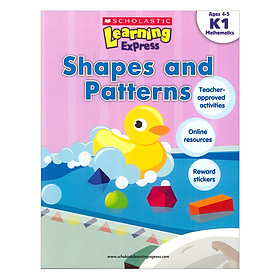 Learning Express K1: Shapes And Patterns