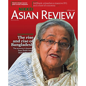 [Download sách] Nikkei Asian Review: The Rise And Rise of Bangladesh - 50