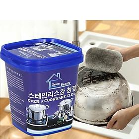 Kem Tẩy Rửa Đa Năng Nhà Bếp Oven Cookware Cleaner 500g Cao Cấp AZONE