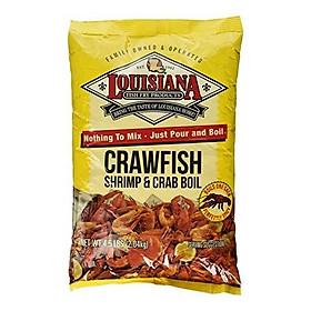 Bột gia vị luộc -sốt hải sản crab & shrimp boil 2.04kg