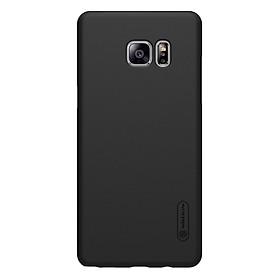 Ốp Lưng Samsung Galaxy Note FE Nillkin (Đen) - Hàng Chính Hãng