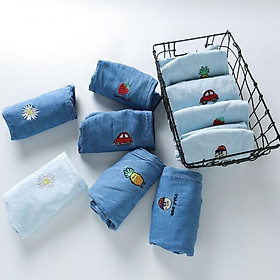 Quần Jean giấy siêu mềm cho bé gái