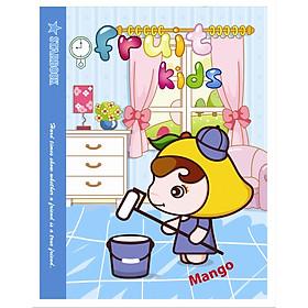 Lốc 5 Quyển Tập Hoc Sinh 96 trang  Fruit Kids