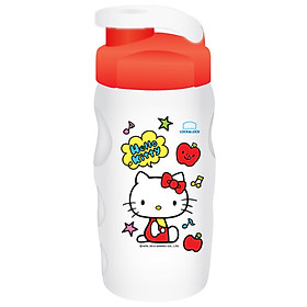 Hình đại diện sản phẩm Bình Nước Thể Thao Cho Bé Lock&Lock Hello Kitty HPP726-AKT